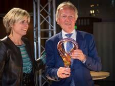 Gekkenhuis na prijs voor familiebedrijf Terberg