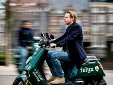 Deelscooters blijven in Schiedam tot ergernis leiden; al 22 boetes uitgeschreven