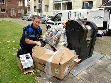 'Gouda gaf veel te snel boetes voor verkeerd aanbieden van afval'