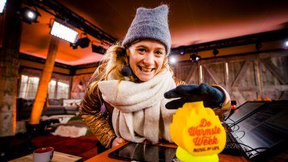 Studio Brussel geeft startschot van De Warmste Week