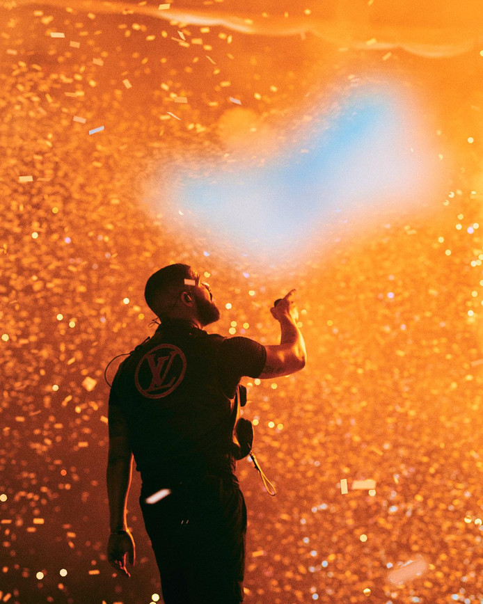 Drake in de Ziggo Dome