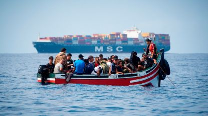 Illegale migratie naar Europese Unie op laagste niveau in vijf jaar