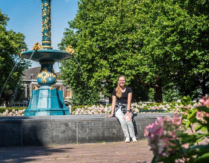 Jana Beyers woont ruim drie jaar in Nederland. ,,In Zuid-Afrika woonde ik in een afgesloten buurt.''