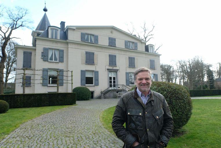 Eigenaar Erwin Beerens gaf onze journalist een exclusieve rondleiding in Kasteel Kattenhof.