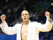 Judoka Henk Grol geeft clinic voor goede doel in Kesteren