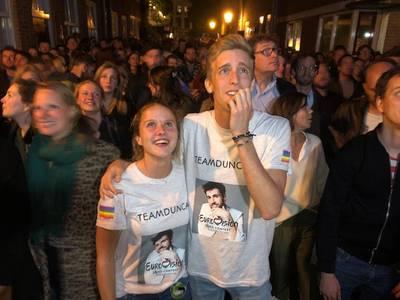 VVD: stad Utrecht moet gooi doen naar organisatie Songfestival