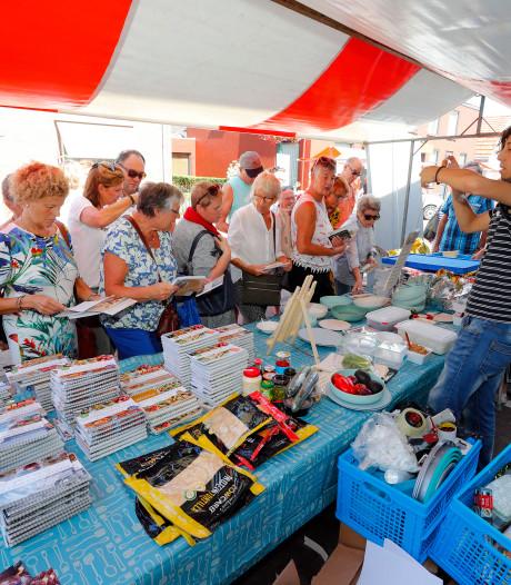 Belevingsmarkt Leende: 'A worstenbroodje a day, keeps the dokter away'