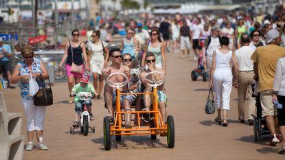 """1 oplossing voor de hele kust deze zomer kan niet volgens Tommelein: """"Elke kustgemeente heeft zijn eigen DNA"""""""