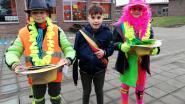 Verkiezing Prins en Prinses Fluo in GO! BS De Trampoline