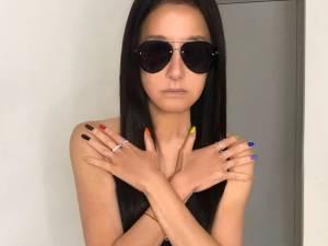 La créatrice de mode Vera Wang se montre en soutien-gorge et legging et sa photo a de quoi faire halluciner