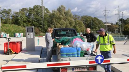 Nieuw DifTar-recyclagepark geopend