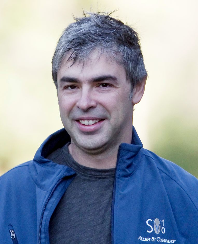 Larry Page Beeld AP