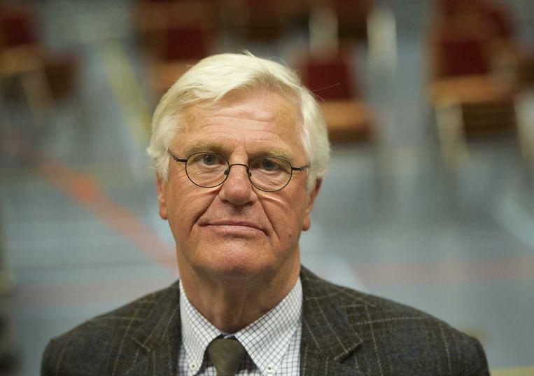 Burgemeester Joseph Vos van Steenbergen Beeld ANP