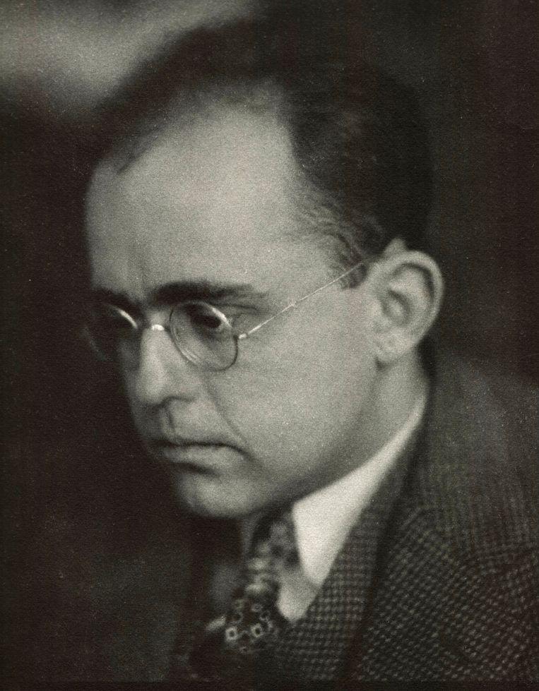 Hildebrand Gurlitt, foto uit 1925 Beeld ap