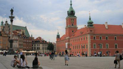 Warschau, waar oud nieuw is en nieuw oud