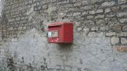 Rode brievenbus Hauthem gered