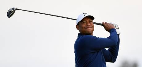 Tiger Woods droomt van de Spelen, maar haalt hij Tokio wel?