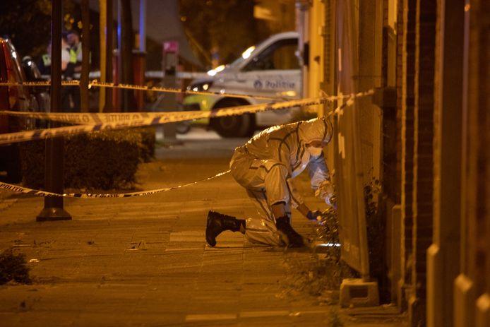 In juli gebeurde nog een aanslag met een granaat in de Marsstraat in Berchem.
