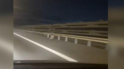 Man rijdt met elektrische step op ring rond Brussel aan 70km/uur