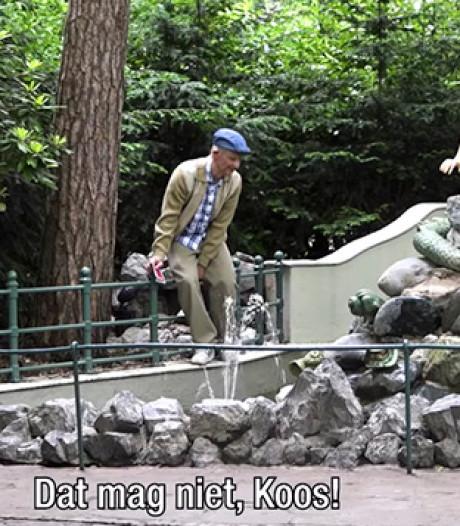 'Asociale oudjes' doen alles wat niet mag in de Efteling, bezoekers stomverbaasd