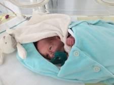 Ce cocon imaginé par une Belge aide le bébé prématuré à retrouver sa position fœtale