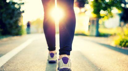 """""""Stevig wandelen verbrandt meer vet dan lopen"""" (en antwoord op 9 andere sportvragen)"""