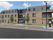 Nieuw woongebouw Bernstaete met elf appartementen in Kaatsheuvel