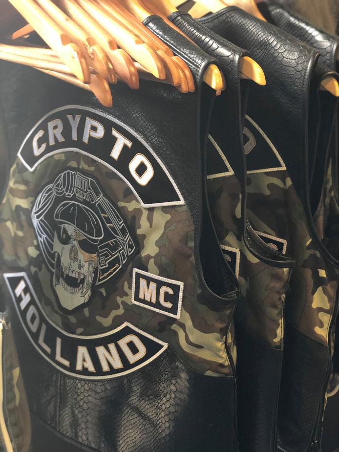 Hesjes van MC Crypto