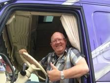 Henk Wijngaard weer in Someren