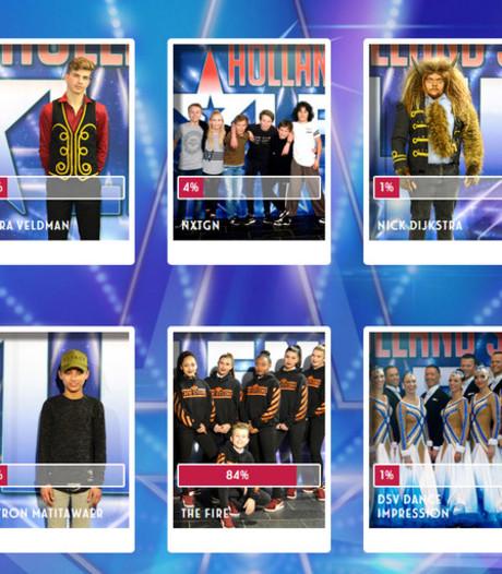 The Fire wint Holland's Got Talent, hele top 3 uit Brabant