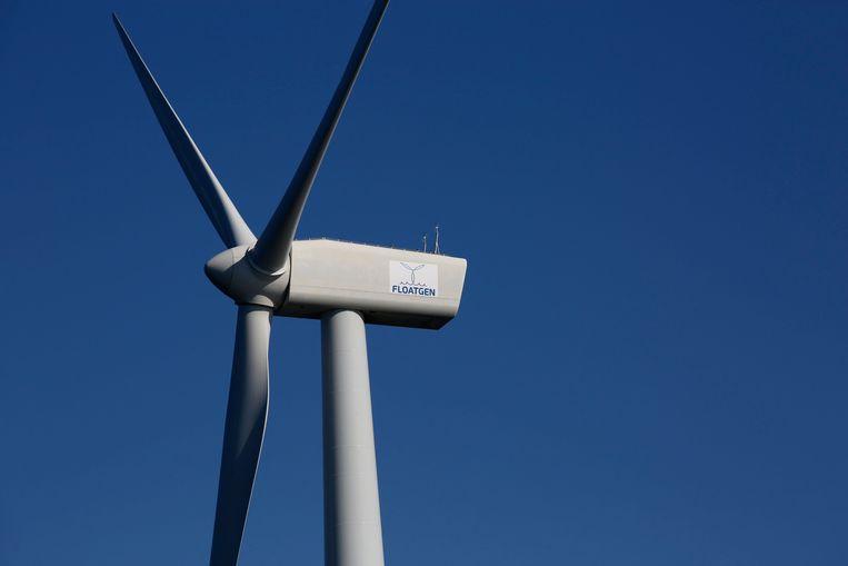 Nieuwe windmolens.