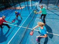 Landerdse tennisclubs storten zich op padelbanen