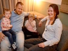 Het is Janneke toch gelukt: een huis op Stokhorst, zonder 26.000 euro te overbieden