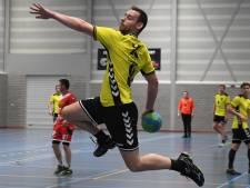 Handballers HVW in naargeestige sfeer naar eerste overwinning