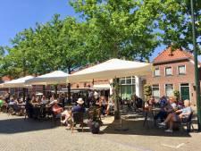 VVD Dinkelland: Laat de horeca-terrassen voor altijd groter, ook na corona