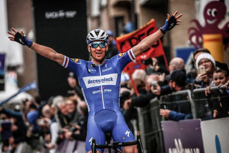 Stybar won vorig jaar de Omloop.