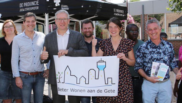 Stad helpt in nieuw project mensen hun huis renoveren