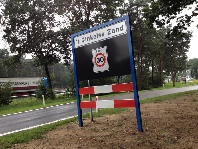 Parkeerplaats 't Ginkelse Zand langs de A12 tussen Wolfheze en Ede.