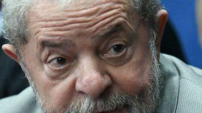 Voormalig Braziliaans president Lula moet voorlopig niet in de cel