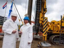 ASML in Veldhoven wil razendsnel 4000 palen de grond in