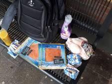 Bevroren kip verraadt winkeldieven in Ermelo