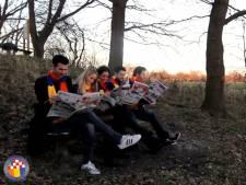 Eerste inzender pakt eerste opdracht BD Dorpenkwis groots aan: 'Den Dungen First'