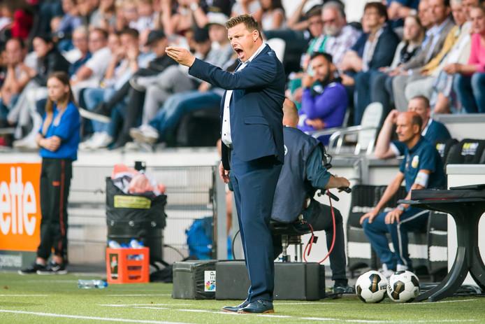 John Stegeman: geschorst tegen Roda JC