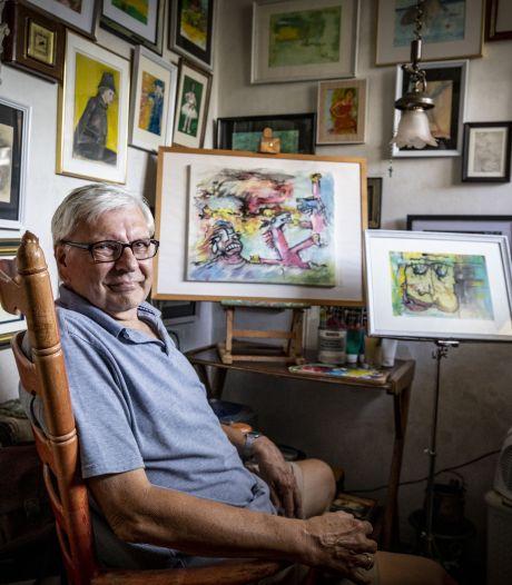 Na bijna-doodervaring laat Oldenzaler Willem Brinkcate zich inspireren door tijdloze thema's