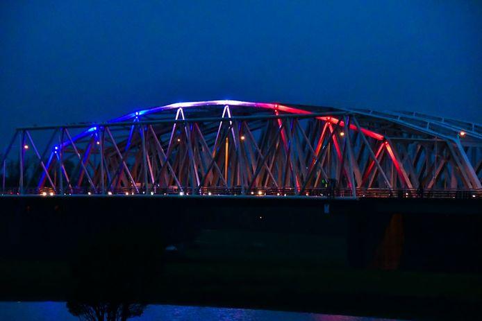 De Westervoortse brug.