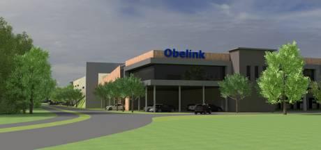 Obelink wil snel beginnen met logistiek centrum en voert druk op: 'Het is tien over twaalf'