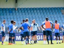 FC Eindhoven test Portugese aanvaller Rafael Victor