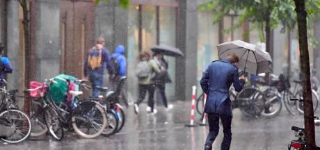 Herfstweer doet intrede: regen en harde windstoten