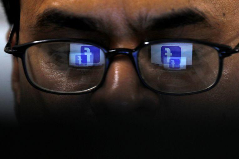 Facebook verdient grif geld met de persoonlijke data van zijn gebruikers. Beeld REUTERS