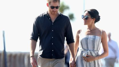 """Harry en Meghan stappen uit Royal Foundation"""